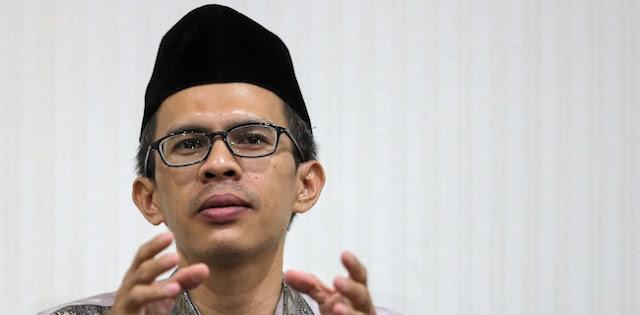 Direktur Eksekutif Indonesia Political Review (IPR) Ujang Komarudin