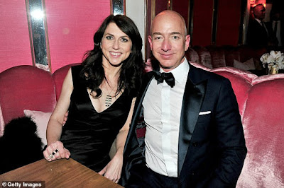 MacKenzie Bezos pledges to give half her $37bn fortune to charity