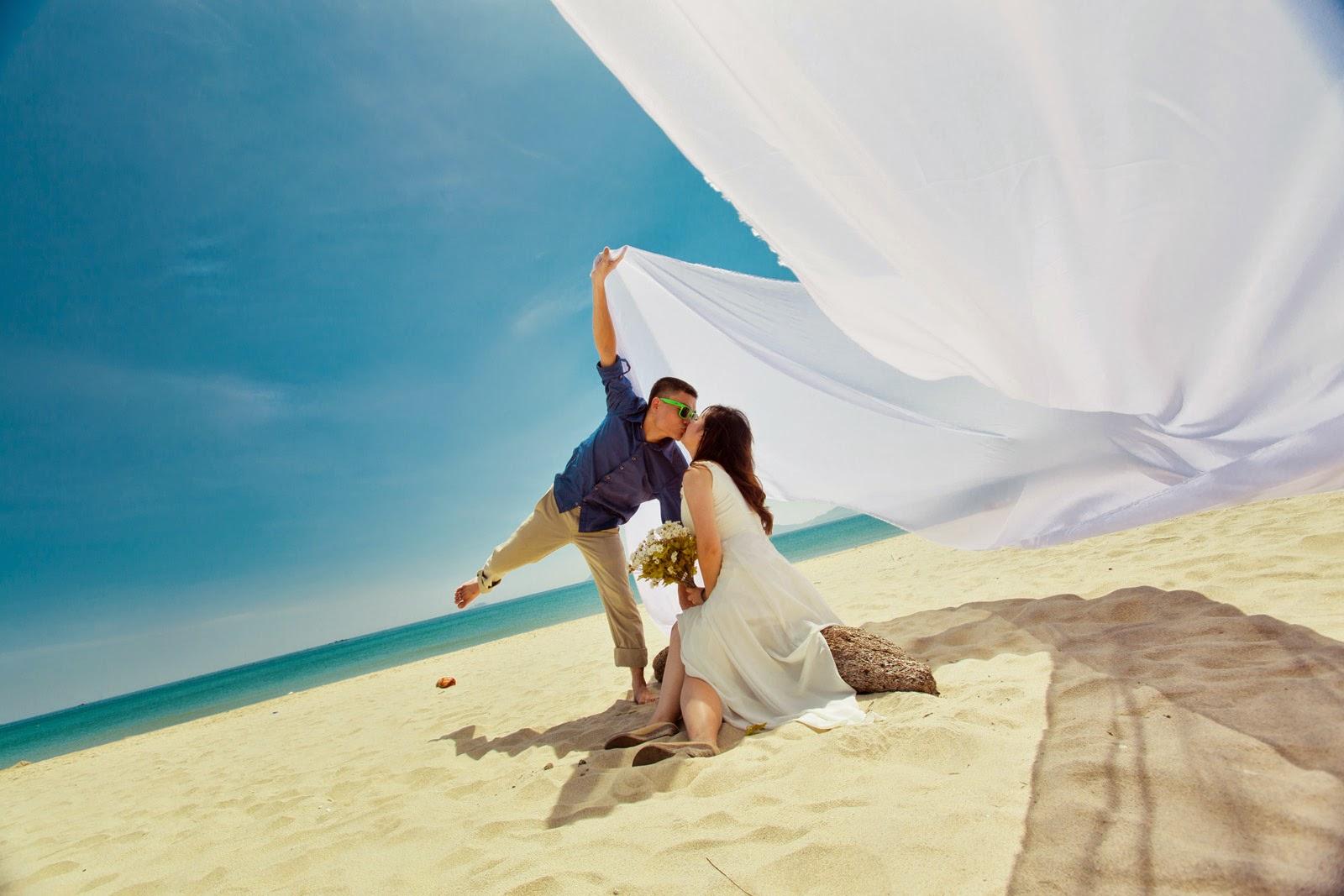 Đà Nẵng thiên đường của những địa điểm chụp ảnh cưới