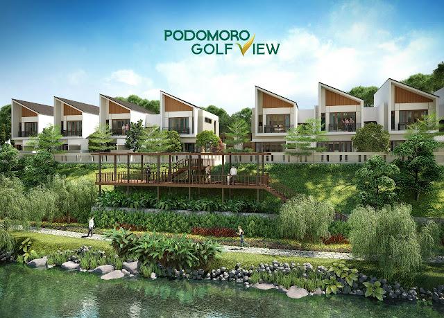 Podomoro Golf View