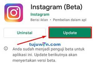 Aktivitas instagram tidak bisa dibuka kenapa?