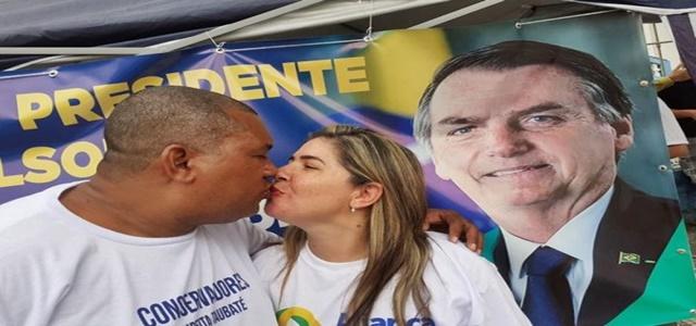 Marido de ex-presidente do PSL é preso com 100 kg de cocaína