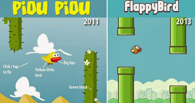 Is Flappy Bird a clone?