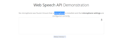 cara menggunakan web speech api demonstration Google-2