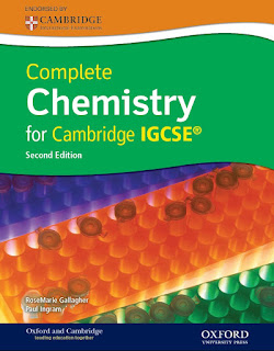 Complete Chemistry for Cambridge IGCSE Second Edition