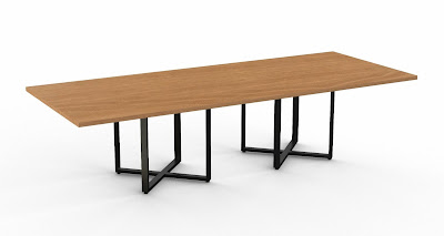 made in the USA conference table