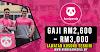 Jawatan Kosong Terkini Food Panda Seluruh Malaysia ~ Gaji RM2,600 - RM3,000 ~ Minima SPM Layak Mohon