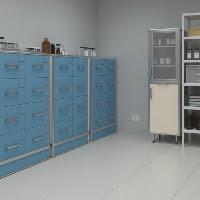 Geniefungames - GFG Warehouse Store Room Escape