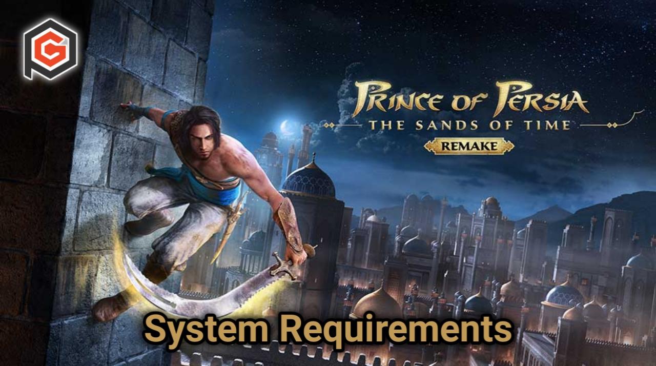 Spesifikasi untuk memainkan prince of persia remake
