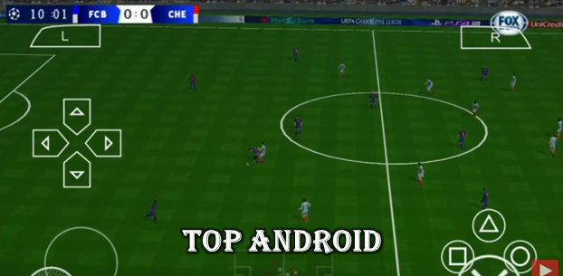 PES 2020 PPSSPP Camera PS4 Android