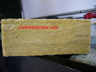 Tấm bông khoáng Rockwool - Tấm chắn nhiệt - Tấm chống cháy - Tấm cách âm  Rockwool%2Btam2