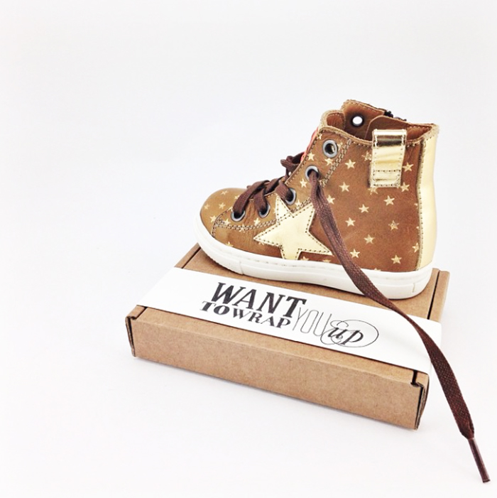 trendy kids shoes from Anna Pops based in Belgium
