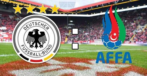 Deutschland Aserbaidschan Livestream