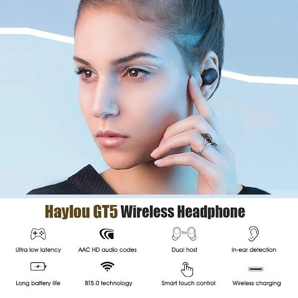 Haylou GT5 a bom preço!