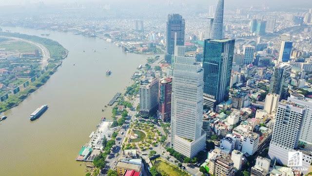 TP.HCM sẽ có cầu đi bộ đầu tiên vượt sông Sài Gòn nối trung tâm Quận 1