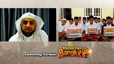 1 Muharram 1443 H, BMH Launching Gerakan Muharram Bangkit