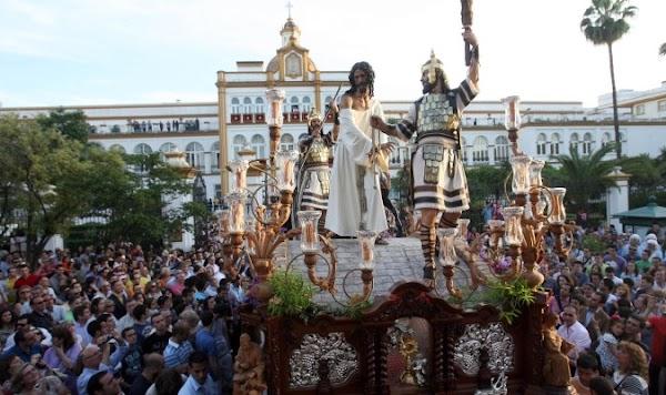 Retransmision del Sábado de Pasión del año 2019 de Sevilla
