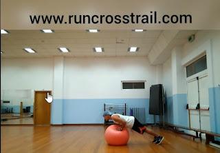 Fitball - Treino de Tricípetes e Estabilização Abdominal
