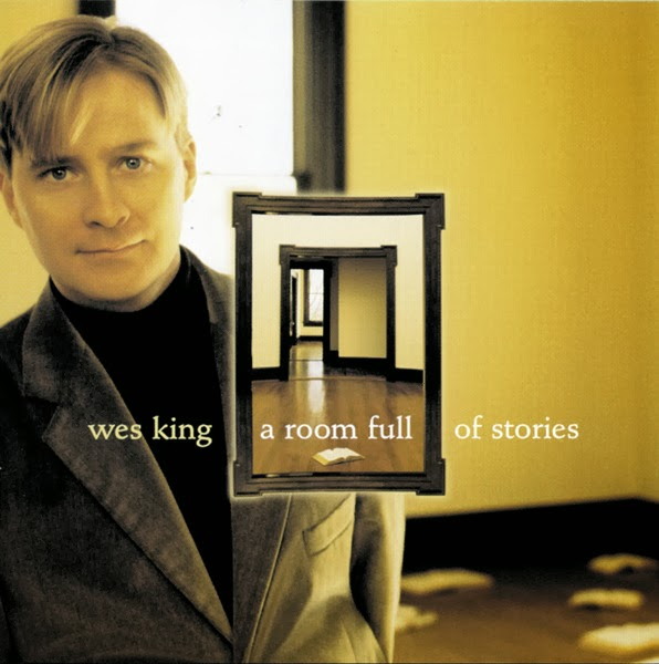 Wes King-A Room Full Of Stories-