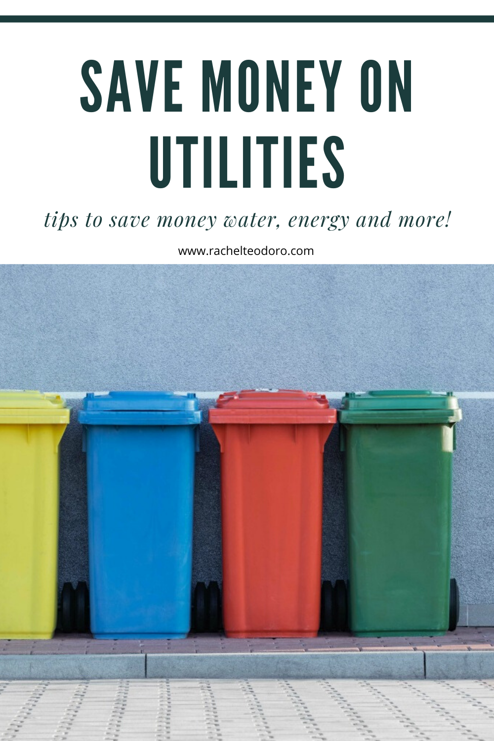 saving money on utilities