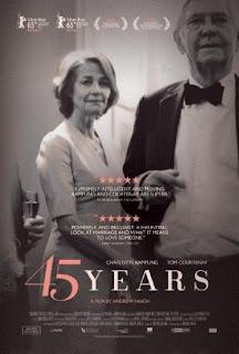 45 años (2015) Drama con Charlotte Rampling