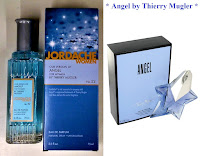 "Jordache ""Angel"" dupe inspired by Thierry Mugler ANGEL eau de toilette parfum perfume fragrance DOLLAR TREE"