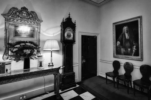John Benson Clock, 10 Downing Street