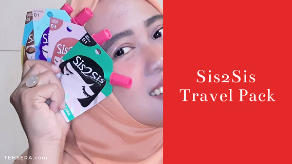 sis2sis travel pack