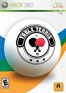 Rockstar Games Presents: Table Tennis (XBOX 360) 2006