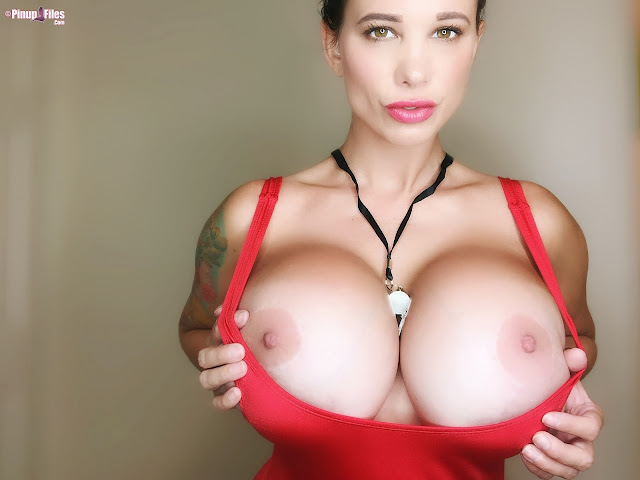 Brittany Elizabeth big boobs coming out