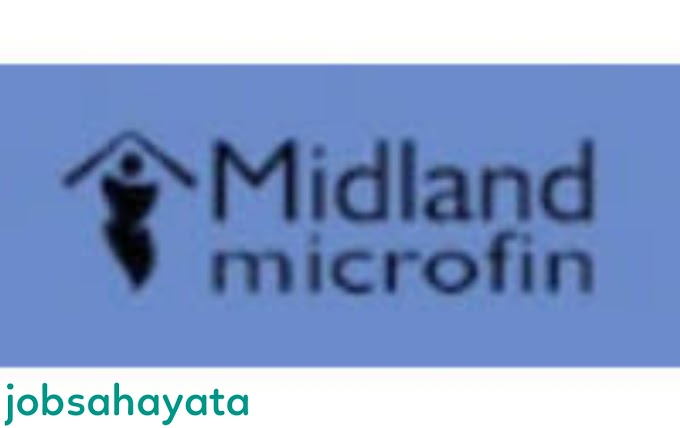 Microfinance company job in Midland Microfin Ltd For Division Manager/Cluster Manager/Branch Manager