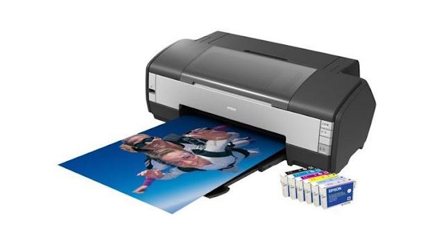Printer Epson Stylus Photo 1390 General Error