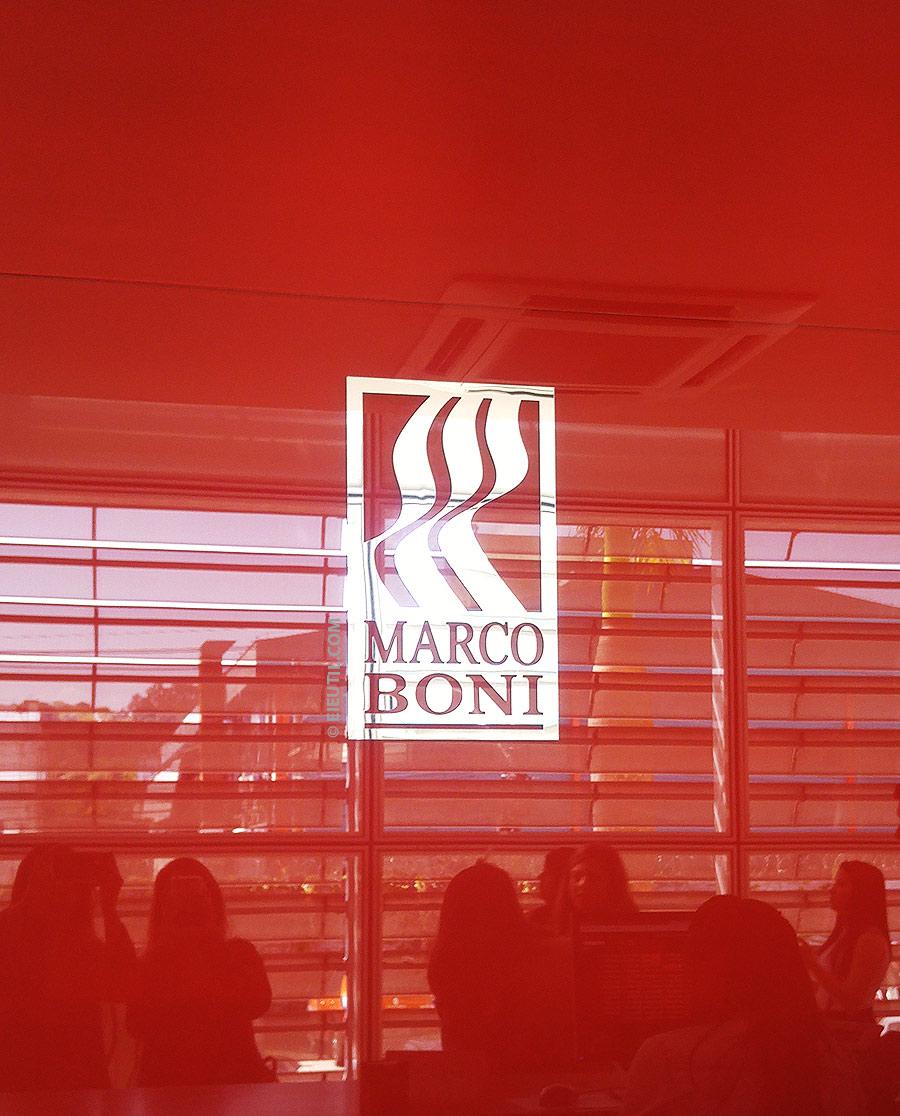 Visitamos a Fábrica da Marco Boni!