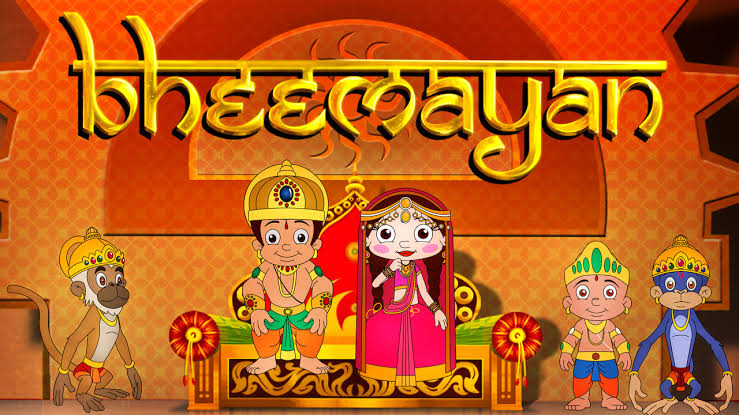 Chhota Bheem And Bheemayan Images In HD