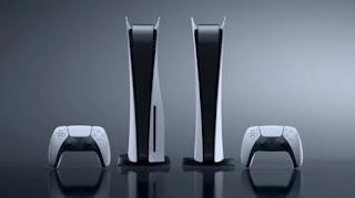 بلايستيشن 5 النسخة الرقمية PS5 Digital Edition