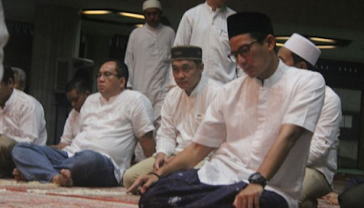 TERBONGKAR SUDAH !! Sandi diberi predikat ulama krisis legitimasi di kubu Prabowo dan kriteria ulama