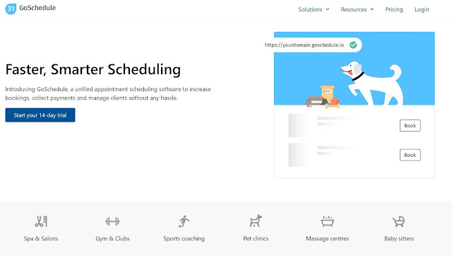 Online Appointment Scheduling for Business - GoSchedule