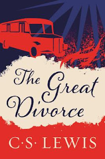 book cover of The Great Divorce by C. S. Lewis