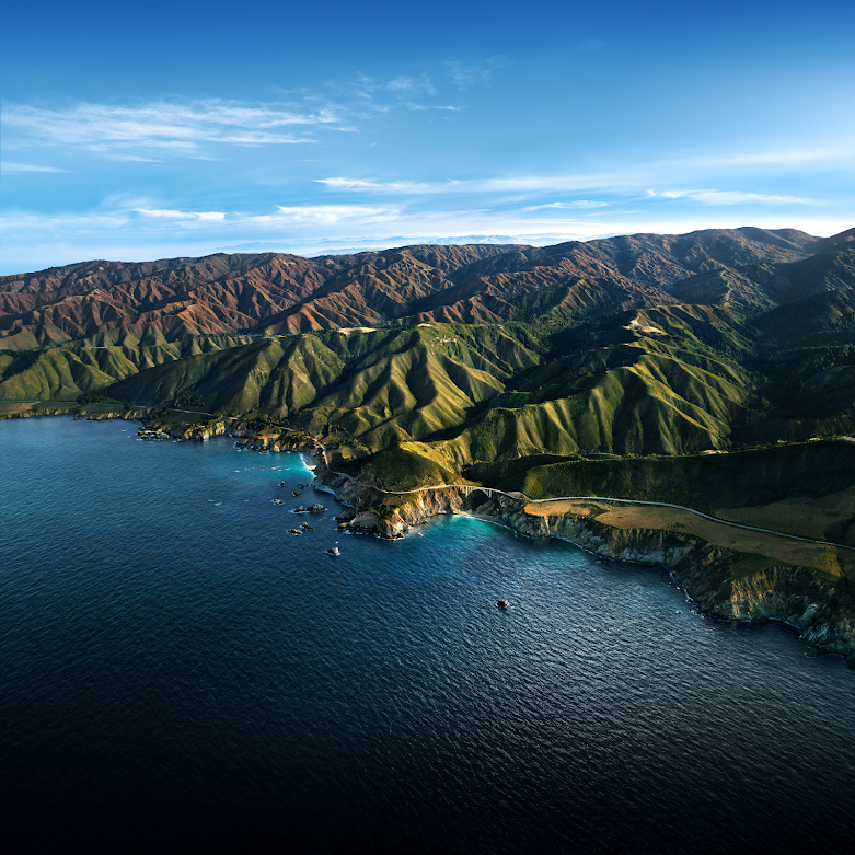 download the new mac os big sur wallpapers for desktop high resolution and quality