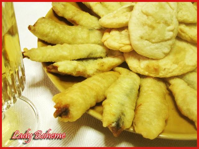 hiperica di lady boheme blog di cucina, ricette facili e veloci. Ricetta alici fritte in pastella