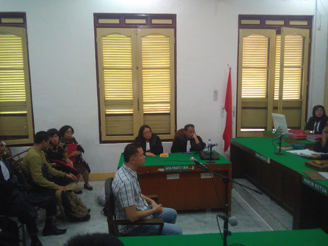 Kemplang Pajak Rp545 Juta, Direktur PT Himalaya Berjaya Mandiri Divonis 14 Bulan Penjara