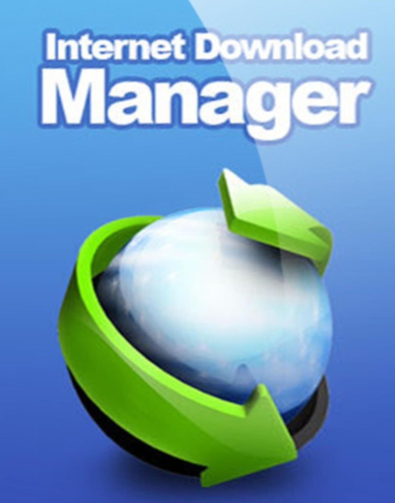 Internet Download Manager PC Cover Caratula