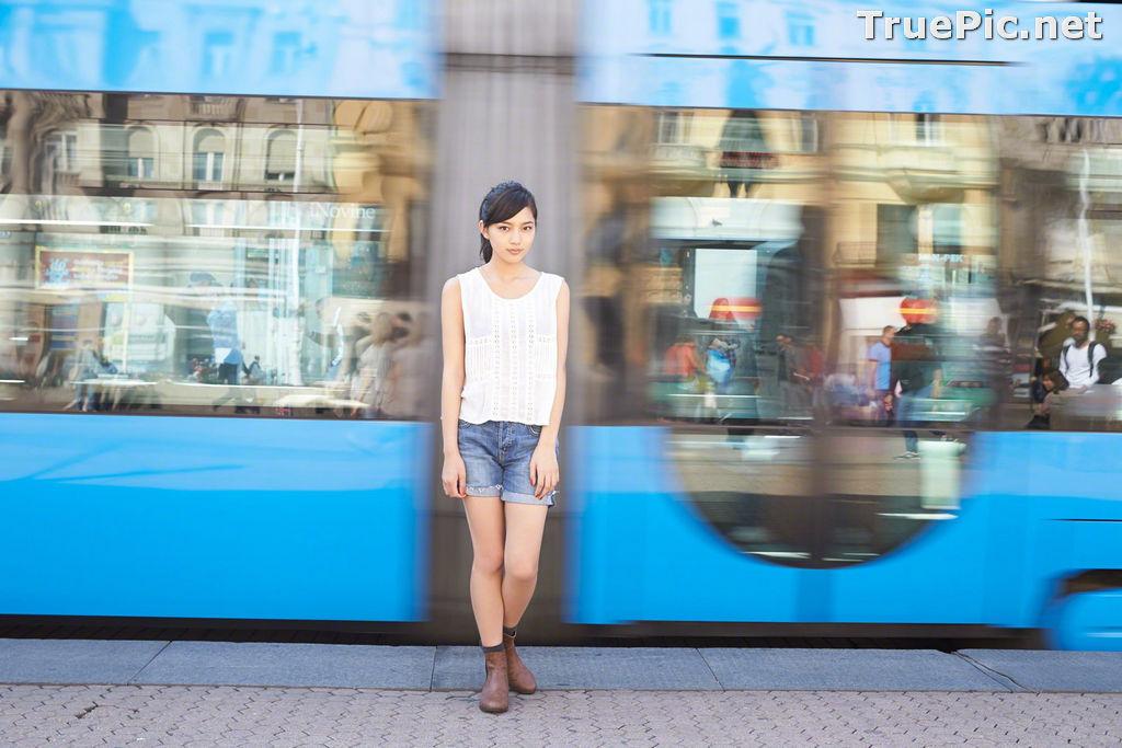 Image Wanibooks No.132 - Japanese Actress and Gravure Idol - Haruna Kawaguchi - TruePic.net - Picture-6
