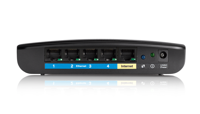 High Speed Router From Cisco Cisco Linksys E1500
