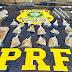 PRF prende membros de associação criminosa
