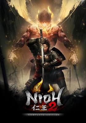 Capa do Nioh 2 Complete Edition