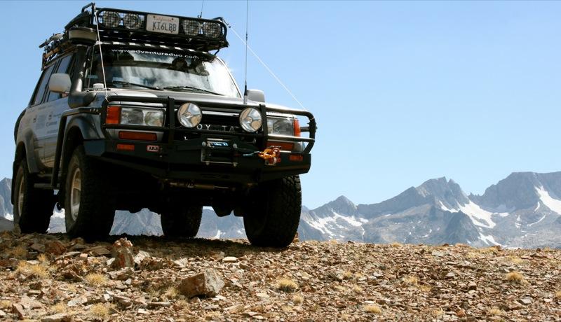 Coyote Plateau - Funnel Lake | AdventureDuo com