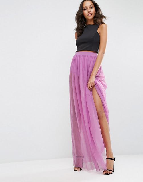 faldas largas como hacerlas