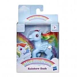 My Little Pony Retro Rainbow Single Rainbow Dash Brushable Pony