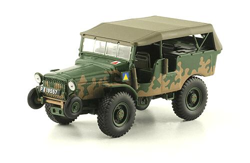 LAFFLY LICORNE V15T 45 1:43, voitures militaires de la seconde guerre mondiale